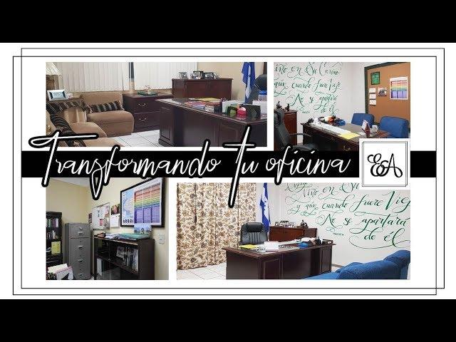 Decoración de Oficina: Un Estilo Acogedor || + Caligrafía