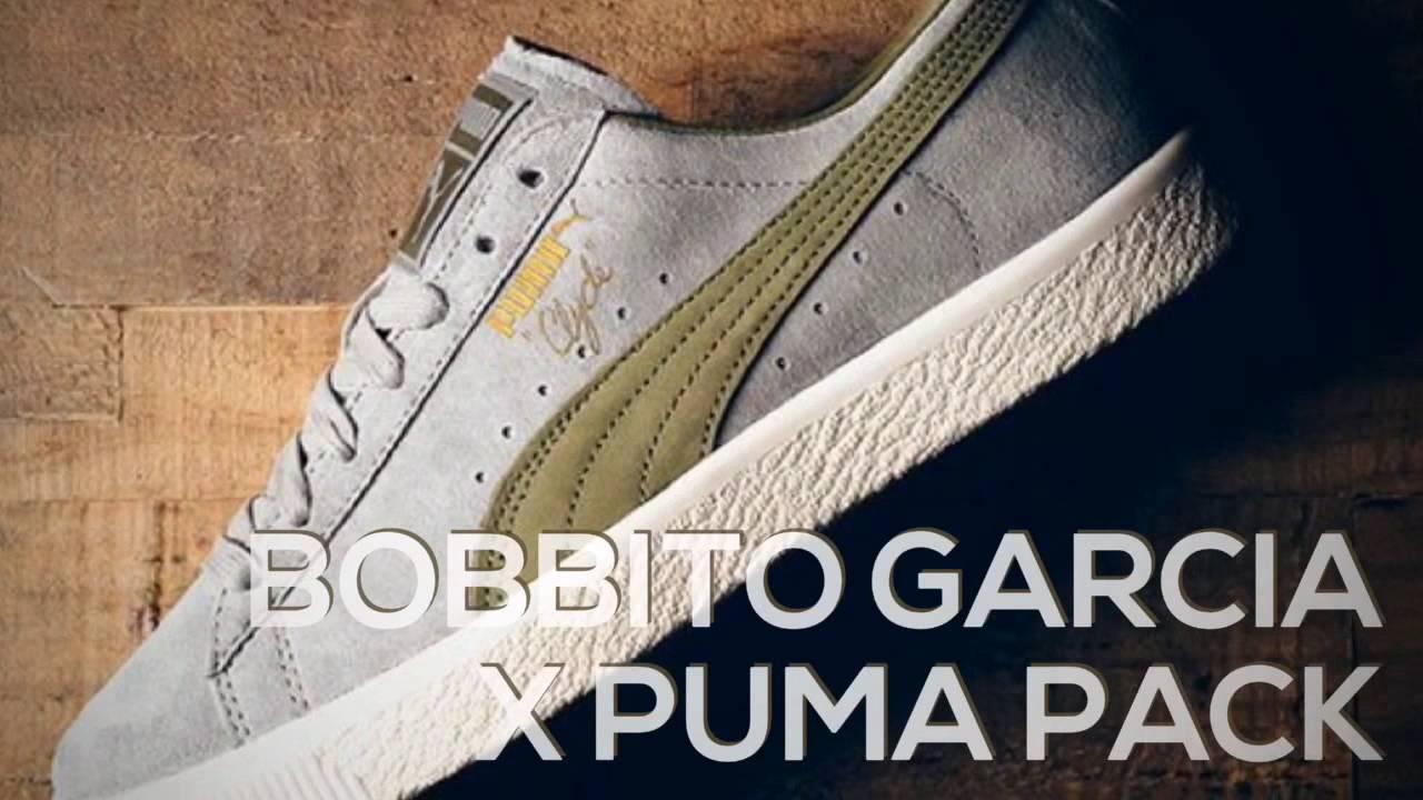 5a2a828e253 BOBBITO GARCIA X PUMA PACK   PEACE X9 - YouTube