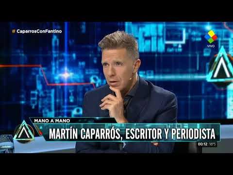 """El periodista y escritor Martín Caparrós pidió que el periodismo escrito no se rija por la lógica del """"rating televisivo"""", o sea, los clicks en la web. """"La mayor parte de las veces, las cosas que tienen muchos clicks son una catástrofe, son boludeces. Somos periodistas porque tenemos otras cosas que contar"""", dijo."""