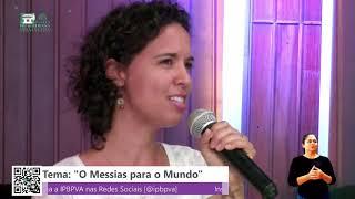 BATE PAPO EBD - O Messias para o Mundo  - 13/12/2020, às 9 horas | IGREJA PRESBITERIANA PRIMAVERA