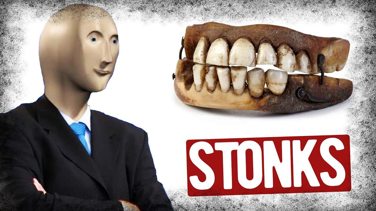 Зубы Ватерлоо - Жуткий Бизнес 19 века