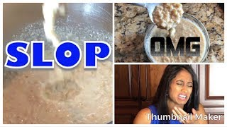 I MADE AND TRIED BIG BROTHER SLOP  Ritzy Recipes With Sarita