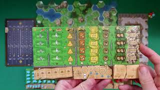 [41-2 ClansOfCaledonia] Правила настольной игры Кланы Каледонии (Clans of Caledonia)