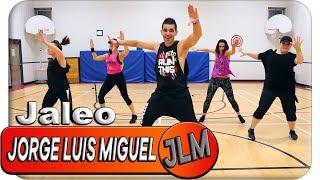 Jorge Luis Miguel - Jaleo - Nicky Jam X Steve Aoki Zumba® listo Video