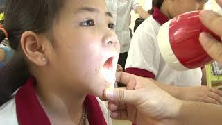 Khám sức khỏe cho học sinh trên địa bàn phường Hạ Đình và Thanh Xuân Trung