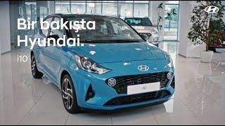 Bir Bakışta Yeni Hyundai i10.
