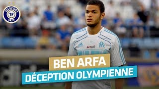 Quand Hatem Ben Arfa a quitté l'OM (2010)