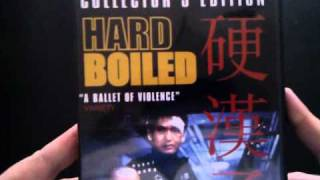 DVD Review - Hard Boiled