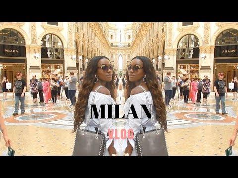 3 DAYS IN MILAN | LUXURY SHOPPING & EXPLORING | Jade Vanriel
