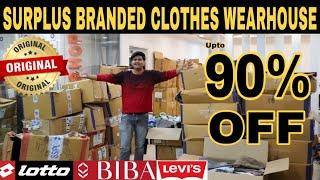 Cheapest Branded Surplus stock UPTO 90% Off | ValueShoppe