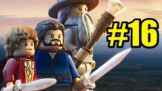 Смотреть Лего Хоббит прохождение #16
