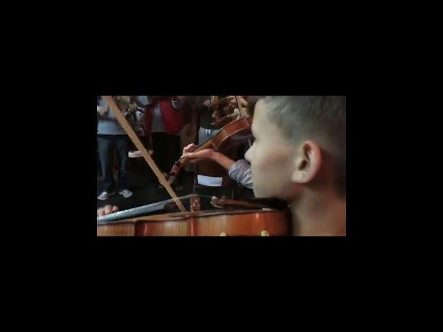 Métatábor 2018 - Rőmer Ádám hegedűsei - kicsit még döcög... :)