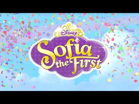 Theme Song | Sofia the First | Disney Junior