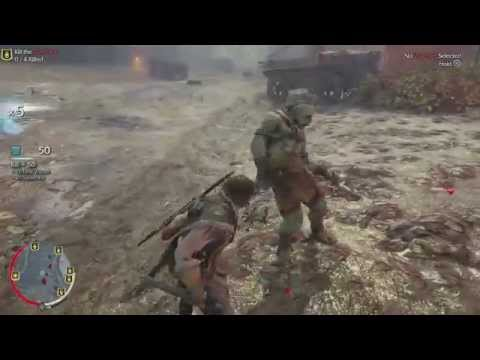 Shadow of Mordor: How to Attack with a Brutalize Kill - Xbox