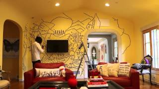 connectYoutube - Shantell Martin @ Williams Home