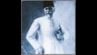 Maulana Abul Kalam Azad predicting Pakistan
