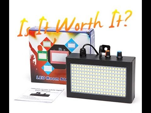 Solmore Led Strobe Light Product Review.  Is It a Worth It?