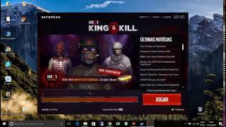 Como baixar e Instalar steam e o h1z1 - king of the kill
