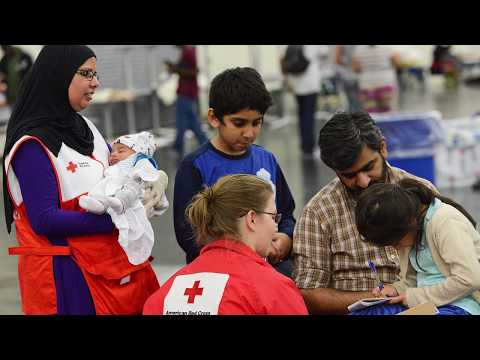How Donations to the Red Cross are Helping After Harvey
