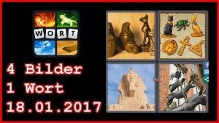 4 Bilder 1 Wort - 18.01.2017 - Ägypten 2017 - Tägliches Rätsel - 18.1.2017 - 18. Januar 2017 - L