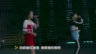 Bridge/二毛 │ 掐死大象的螞蟻(高品質無損版) │1v1 battle│中國有嘻哈 第五期 thumbnail
