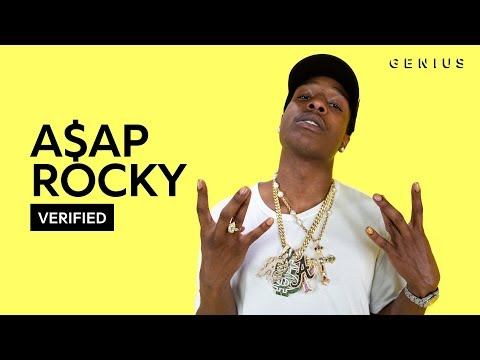 "A$AP Rocky ""Tony Tone"" Official Lyrics & Meaning 