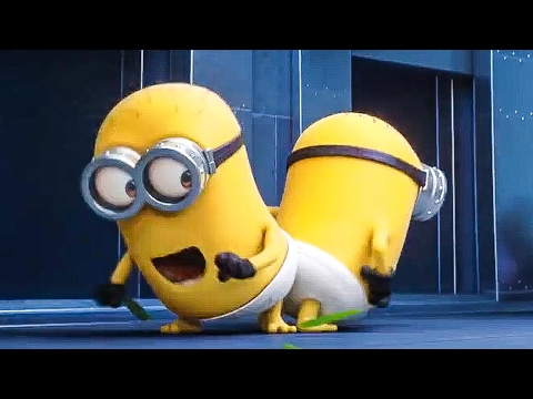 Thumbnail: DESPICABLE ME 3 'Siblings' TV Spot Trailer (2017) Minions
