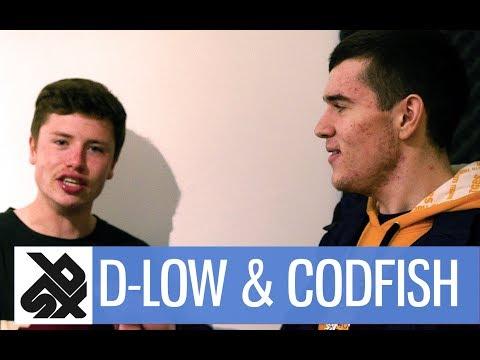 D-LOW & CODFISH | I Want My Money Back
