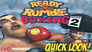 Dreamcast: Ready 2 Rumble Round 2! Quick Look - YoVideogames
