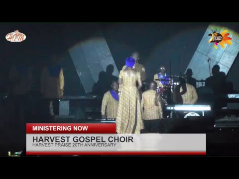 Harvest Praise 20th Anniversary -30-03-2018