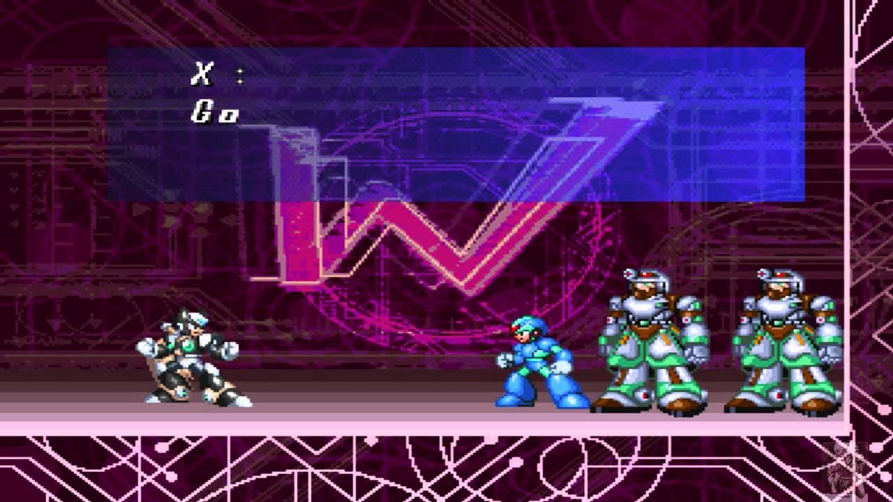 Megaman X5 - Sigma Stage 3 (Zero Vs X Ultimate Armor)