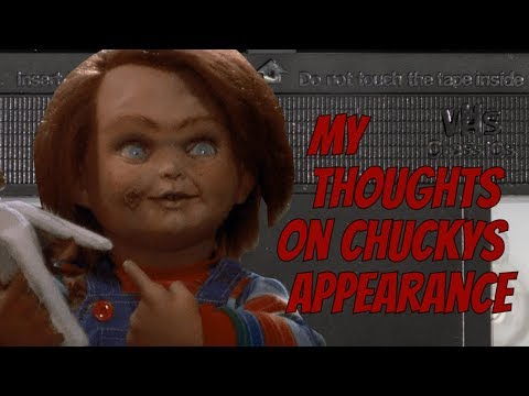Whats physically wrong with Chucky - Classic VHS Podcast #3