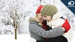 Can Hugs Fight The Common Cold?
