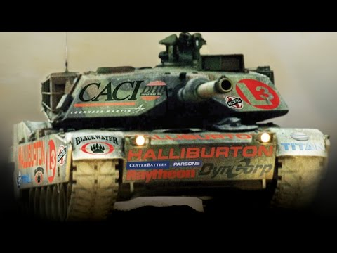 Iraq For Sale: The War Profiteers • FULL DOCUMENTARY FILM • BRAVE NEW FILMS