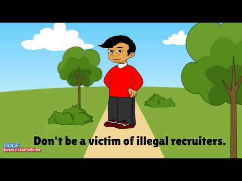 POEA Anti-Illegal Recruitment (15-second version)