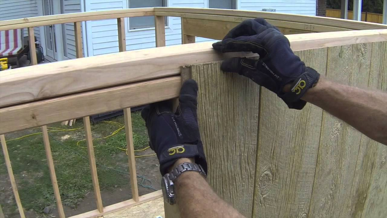 How To Build A Shed - Part 6 - Install Shed Siding - YouTube