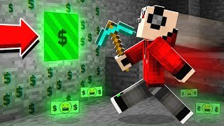 HOW TO MAKE MONEY in MINECRAFT! (Modded Money Wars)