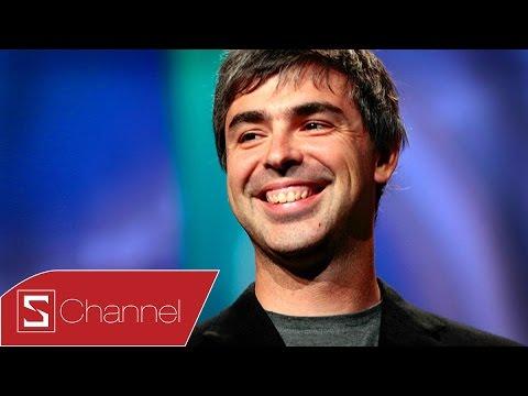 Schannel - Câu chuyện công nghệ về Larry Page - cha đẻ của Google