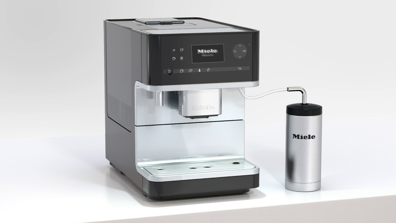 How To Set The Water Hardness Level Of Your Miele Coffee Machine