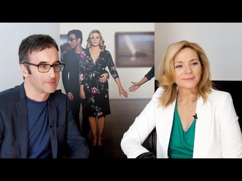 Sensitive Skin's Kim Cattrall & Don McKellar