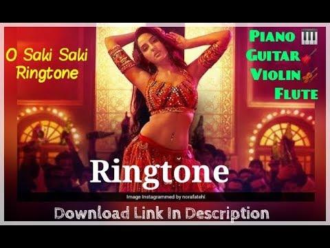 batla-house---o-saki-saki-ringtone-instrumental-|-nora-fatehi,-tanishk-b,-neha-k