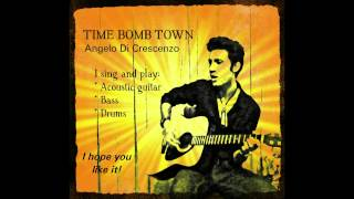 Angelo Di Crescenzo - Time Bomb Town (2012)
