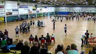 Eastern Region Roller Derby (ERRD) SMACKDOWN Day 1: IWRDL vs CCRG