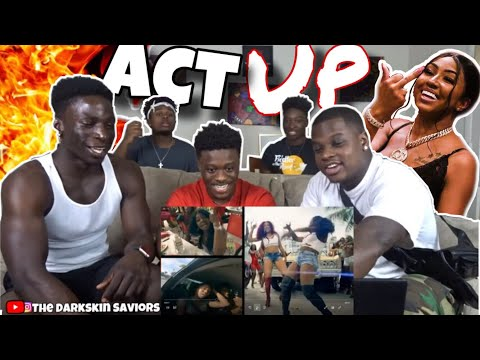 City Girls - Act Up   Reaction