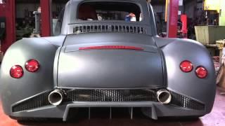Fiat 500 Lamborghini V12 580 hp thumbnail