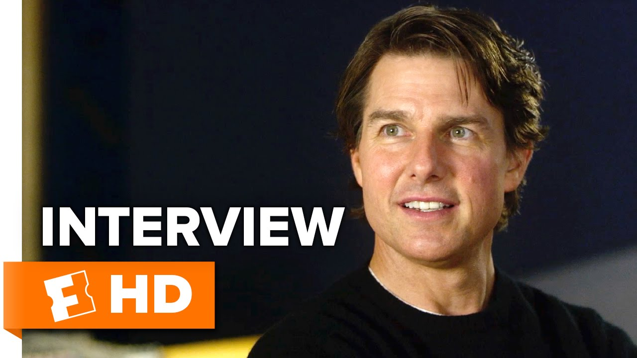 Mission Impossible Rogue Nation Exclusive Tom Cruise Interview 2015 Hd Youtube