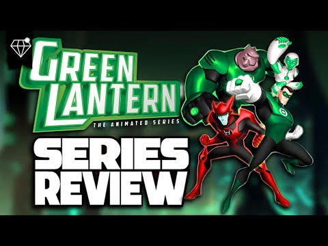 TV Review | Green Lantern The Animated Series