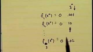 Lecture 9   Convex Optimization I (Stanford)