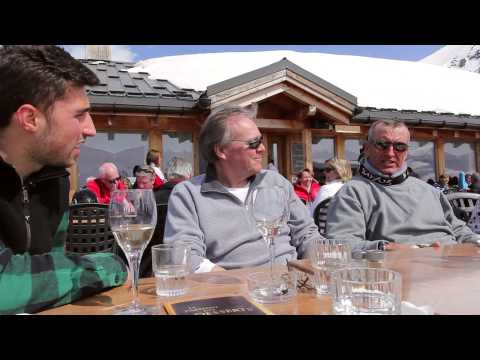 Mark Warner Courchevel March 2014