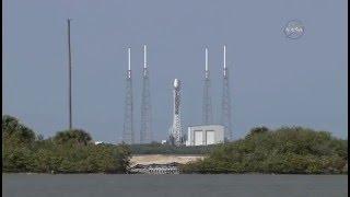SpaceX Falcon 9 / Dragon CRS-8 NASA Launch Broadcast